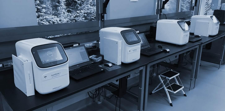 PCR Laboratory Consulting